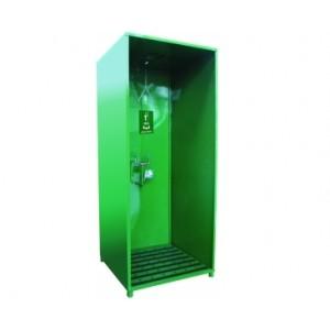 Estación de ducha y lavaojos CD-006