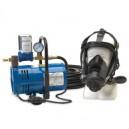 Bombas y sistemas AABA de aire suministrado de flujo continuo (CF-SAR) (NIOSH)